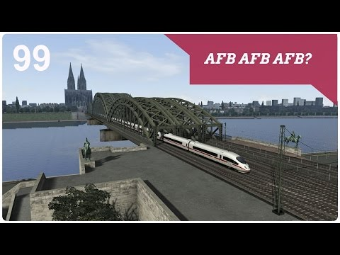 Train Simulator 2016 #99 - Met de ICE 3 naar Dusseldorf