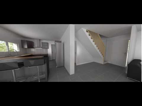 Video 3d De L Intérieur Du0027une Maison Construite Par Bessin Bessin Pavillons