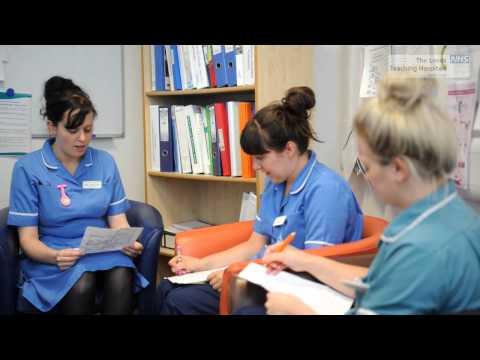 Rachel- Clinical Support Worker- Leeds Teaching Hospitals NHS Trust