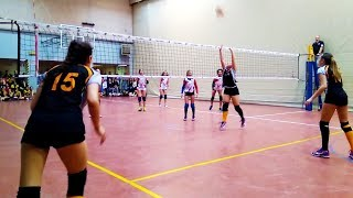 Pallavolo U13 femminile - Easyvolley  vs  Virtus Binasco
