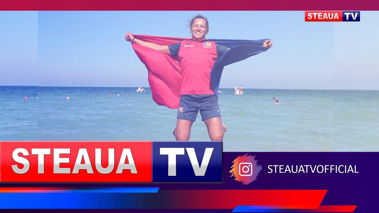 Alina Vuc pregătește la Costinești saltul spre podiumul de la Tokyo