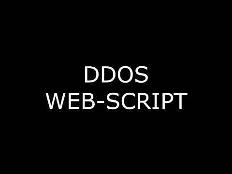 DDOS LAYER 7 WEB-SCRIPT - 4lenboost CORP