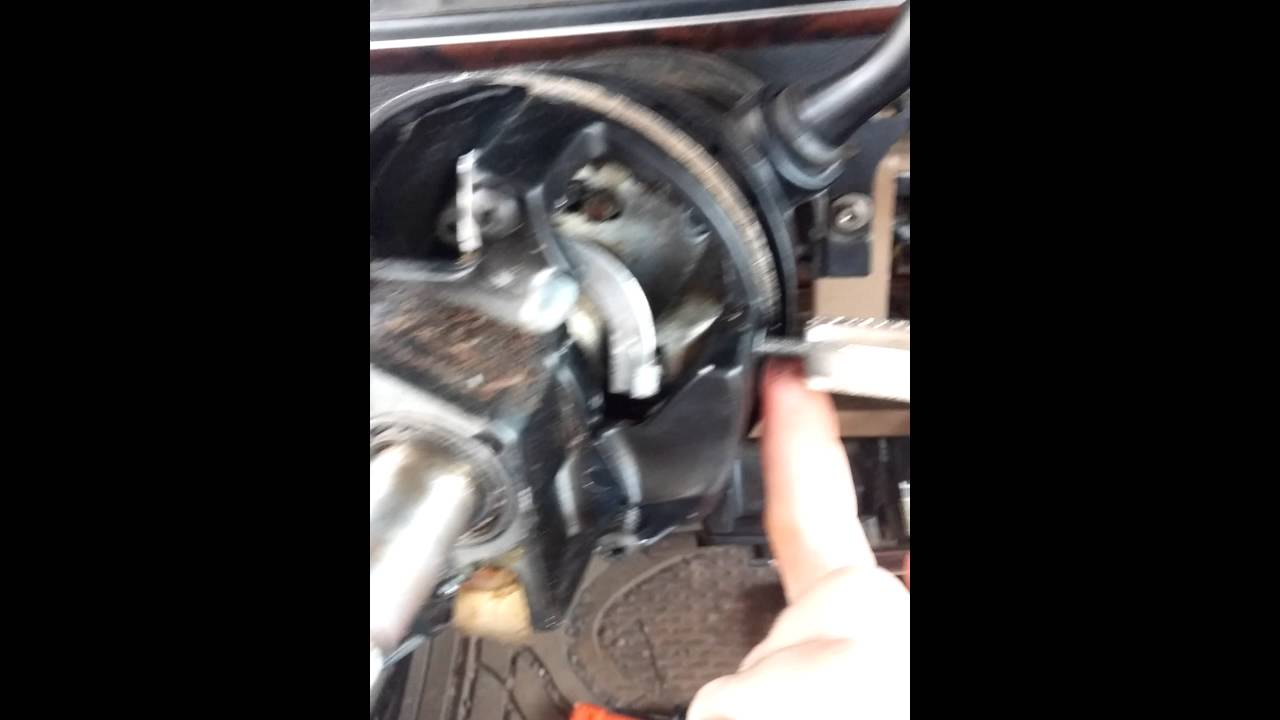 2016 Ford Trucks >> 89 f350 how to replace a ignition actuator without any ...