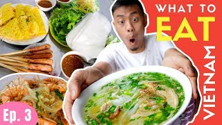 TOP 6 Vietnamese Street Food Must Try |  WATCH BEFORE YOU GO|Vietnam Series Ep. 3