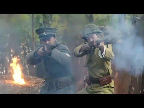 偽軍叛變,帶著日軍包圍八路軍營地,結果被八路軍來了個裏應外合,全部反殺