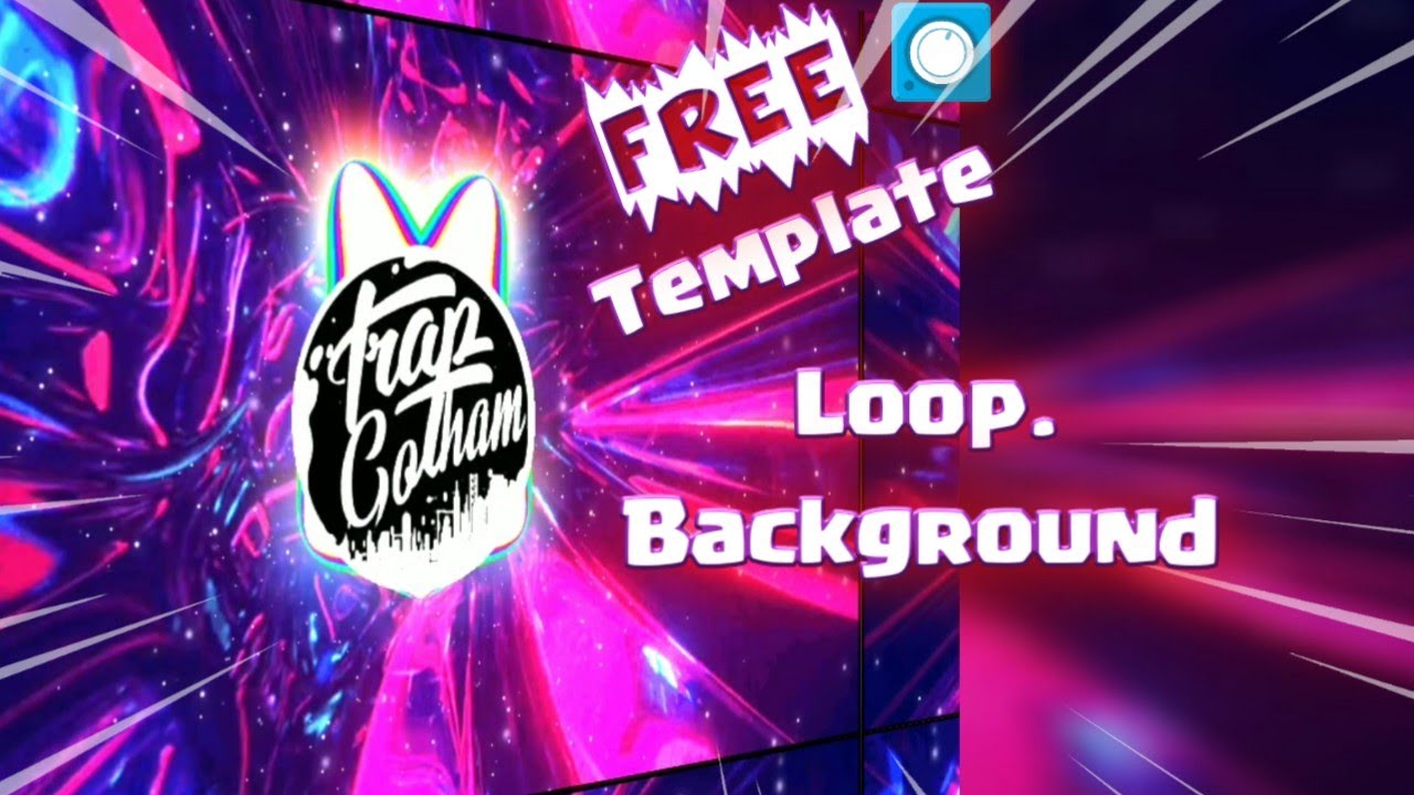 New Trap Nation Loop Background. Template. And //Intro// ON Avee Player (Gotham) Present.