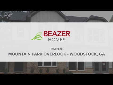 New Housing Community - Mountain Park Overlook | New Home Guide