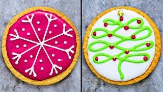 Десерты для Новогоднего стола | Сладости на Рождество