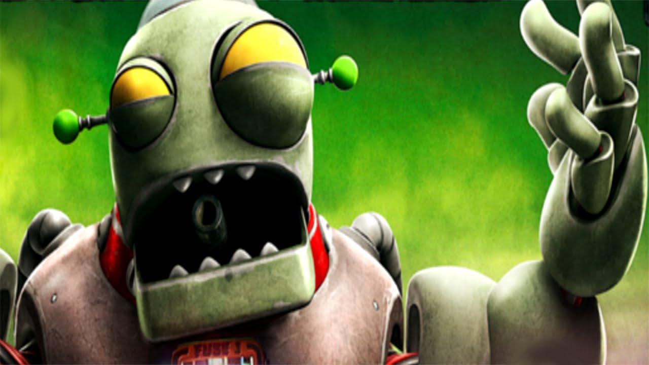 Plants Vs Zombies 2 Real Life