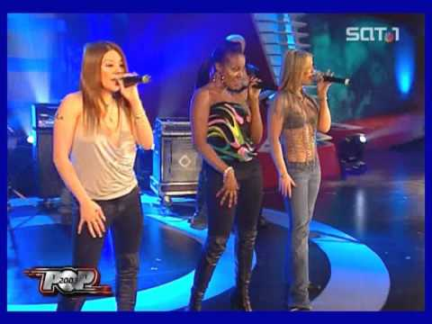 Sugababes hole in the head live pop 2003