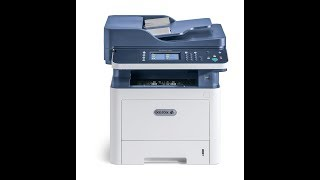 Xerox WorkCentre 3335 & 3345