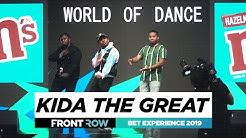 Kida The Great | World of Dance | BET Experience 2019
