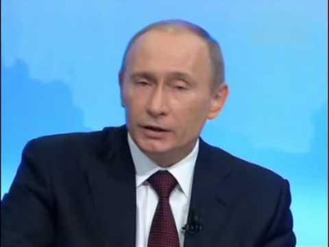 Говорящий Путин - 2