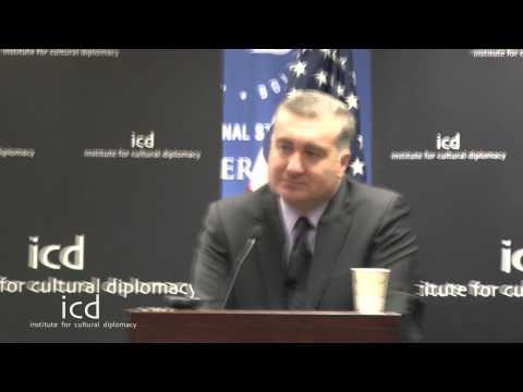 Elin Suleymanov, Ambassador of Azerbaijan to the United States