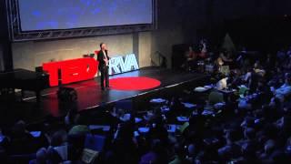 Living Comes First: Brian Andreas at TEDxRVA 2013