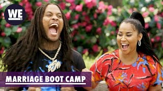 Marriage Boot Camp: Hip Hop Edition First Look 👀 | WE tv