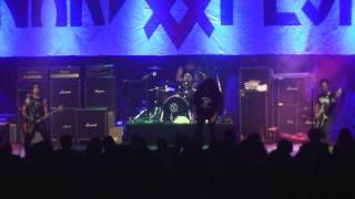 "BATTALION OF SAINTS @ THE VENTURA THEATER 8/29/2015 NARDFEST 3 ""VULTURE VIDEO"""