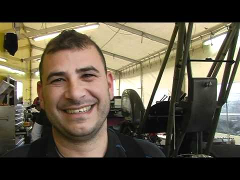 Kalanc Racing Team-Malta-A Fuel Dragster Practice Jan 28th 2012