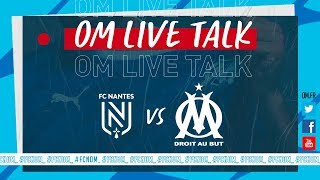 Suivez en direct Nantes OM !