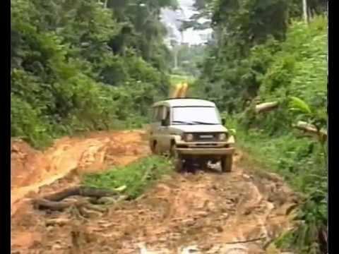 Paco Ostos misionero en Zaire  (ahora R.D. Congo) - Video completo
