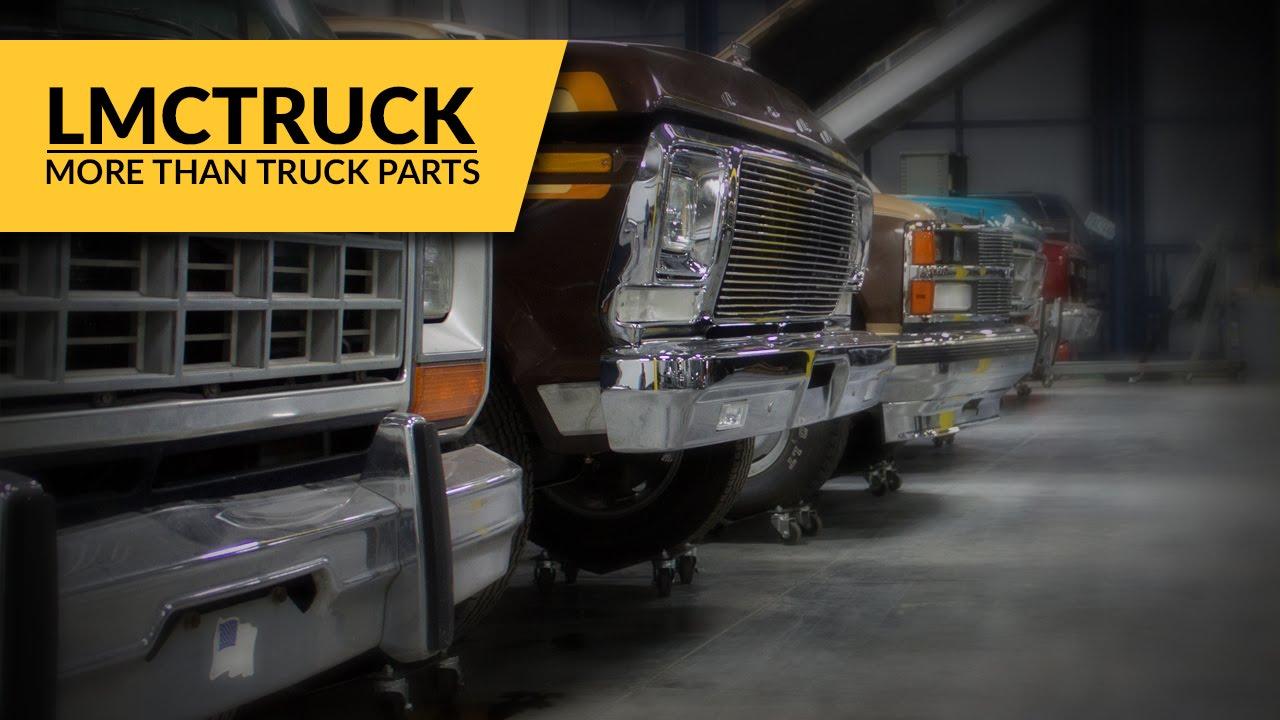 Where do you order a LMC Truck catalog?