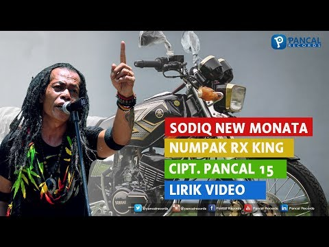 Numpak RX King - Sodiq Monata - Official Lyric Video