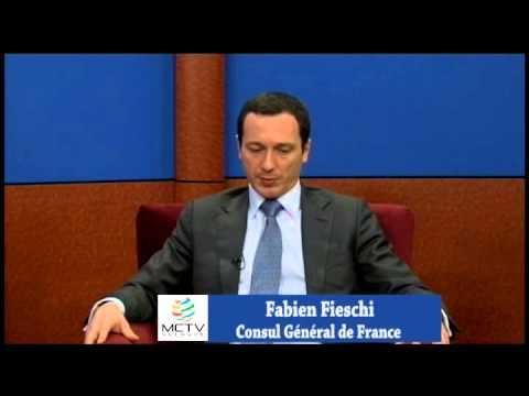 Fabien Fieschi, Consul Général de France en Nouvelle Angleterre Etats Unis