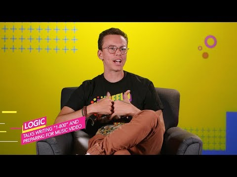 Logic Admits '1-800' Was a Hard Song to Write