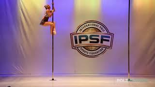 Irina Vorobyeva - IPSF World Pole Championships 2018