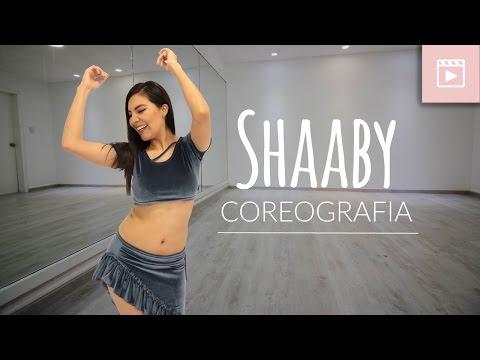 Shaaby Coreografía - El Enab   Bellydance Project
