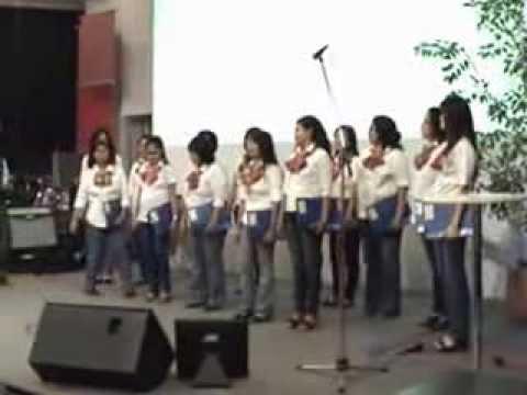 Women Blessing Choir 1 Sep 2013