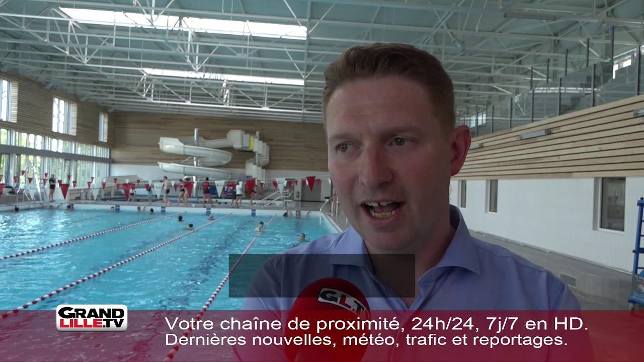 7d12bb5282 La piscine Lesaffre réouvre ses portes après 3 ans de travaux - YouTube