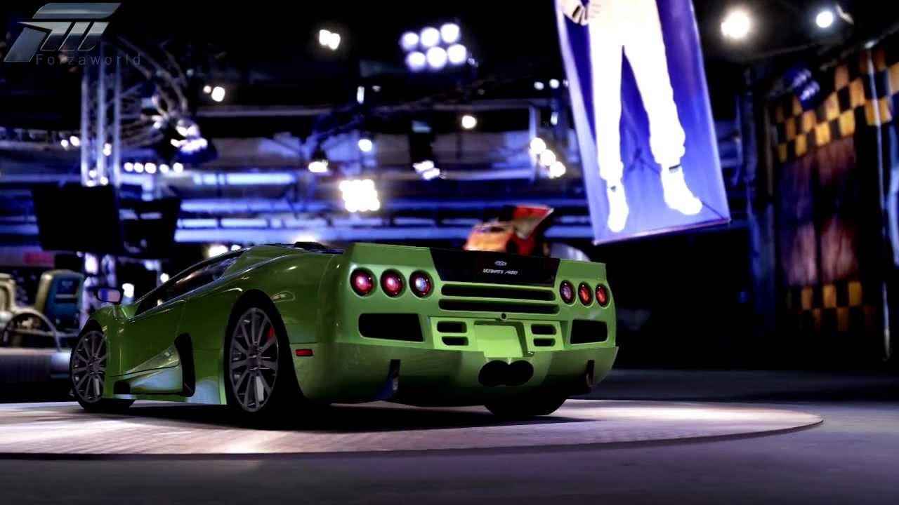 ssc ultimate aero - Google Search   CARS... ETC ...  Forza Ssc Ultimate Aero Igcd