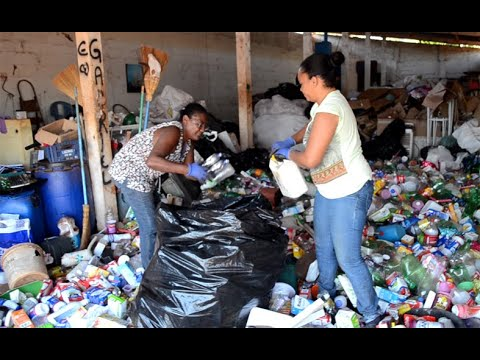 Coletares de recicláveis pedem mais atenção aos candidatos