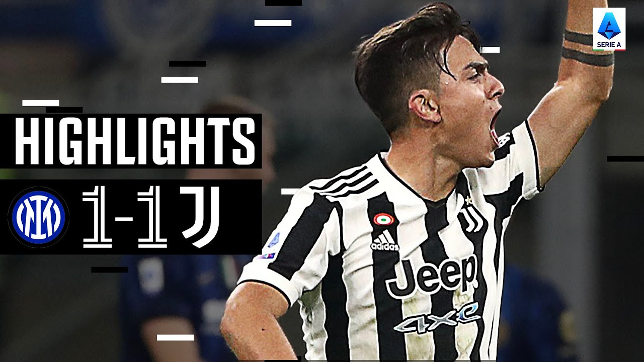 Download Inter 1-1 Juventus | Dybala Grabs Late Equaliser! | Serie A Highlights