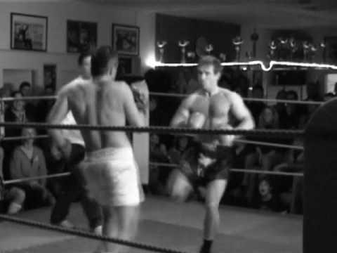 Alex vs Gregor KickBox Fight