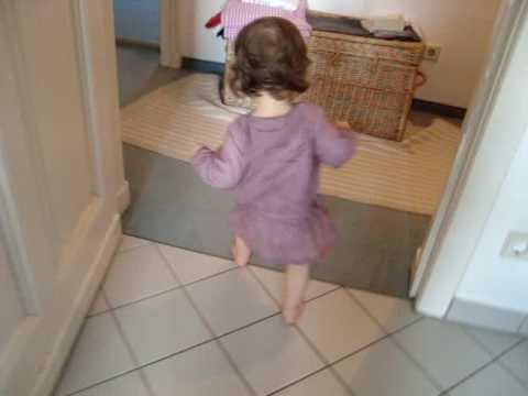 Ida rennt immer schneller