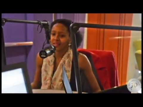 UJ Alumni #FlashBackFriday on UJFM with Miss SA 2nd Princess and UJ CSESE Ambassador Ntsiki Mkhize
