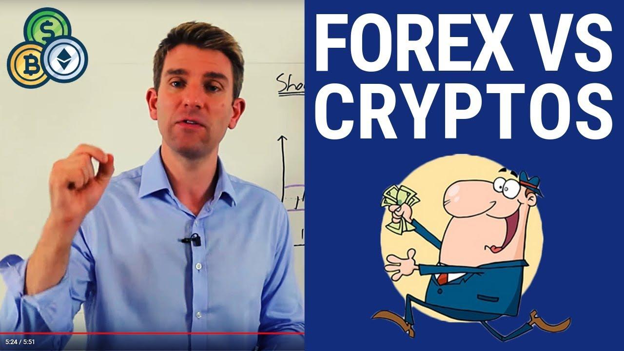 különbség a forex és a crypto között)