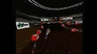 VMX Racing PlayStation Gameplay - VMX Racing movie