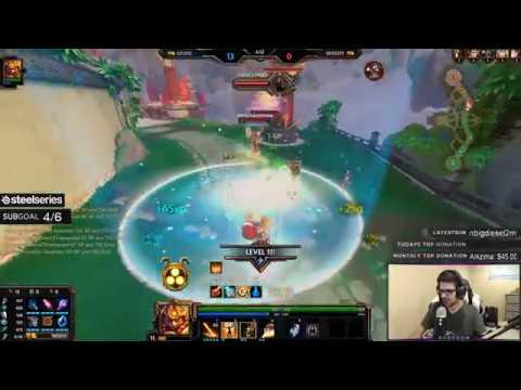 Smite: The return of Raid Boss! | 1 vs 5 | Ra