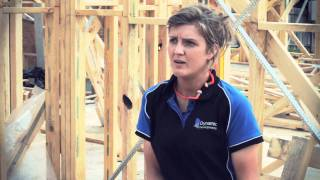 Megan Ronaldson - Apprentice Carpenter