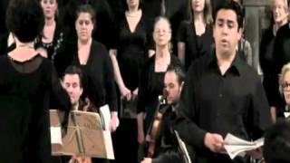 Daniel Sandino-Molloy: Bach Mass in B minor, Et in Spiritum Sanctum
