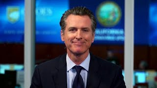 Ellen spoke with california governor gavin newsom, who has been praised for how he's handling the covid-19 pandemic in state. he talked about his plan fo...