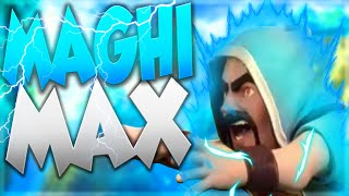MAGHI AL MAX | TH9.5 | FARMARE ELISIR NERO | Clash of Clans ITA