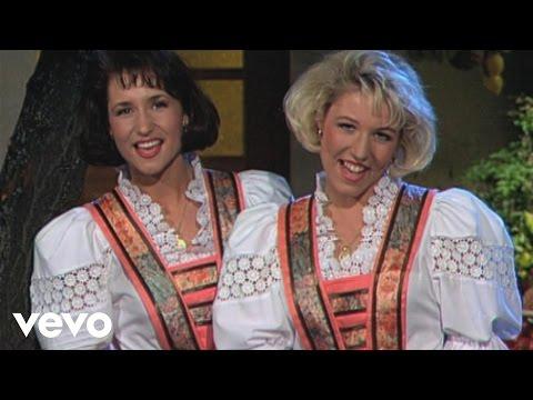Geschwister Hofmann  Der Junge von San Angelo ZDF Volkstümliche Hitparade 06071995