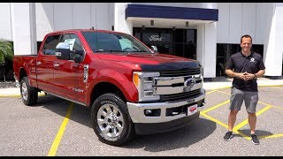 Is the 2019 Ford F-250 King Ranch the KING of heavy duty TRUCKS?