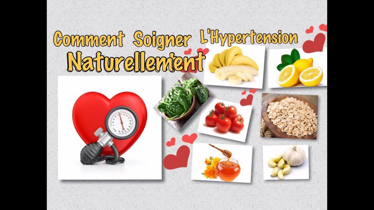 Comment soigner l'hypertension naturellement! - YouTube