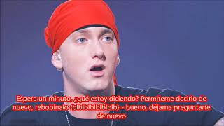 My 1st Single Eminem Subtitulada En Español