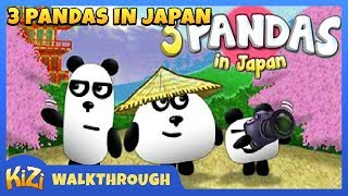 [Kizi Games] 3 Pandas In Japan → Gameplay